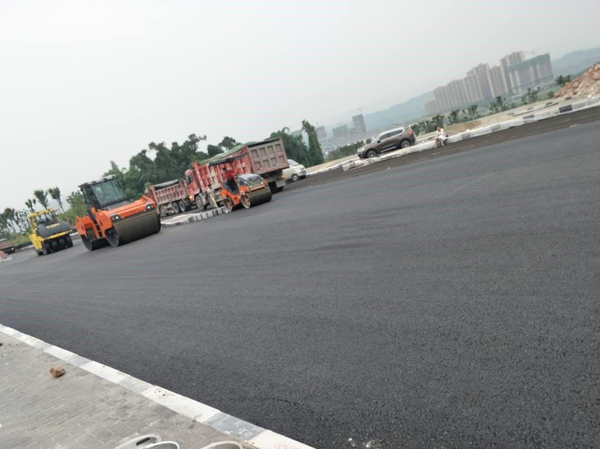 渝北高义路-东路沥青项目