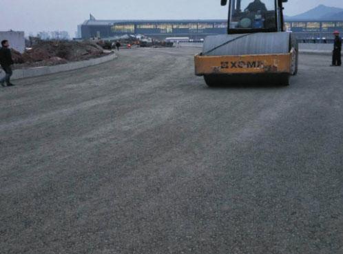 重庆沙坪坝西站南北循环道路工程